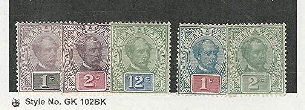 sarawak postage stamps