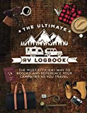The Ultimate RV Logbook: The best RVer travel logbook for logging RV campsites and campgrounds to reference later. An amazing tool for RVing, especially fior fulltime RVers.