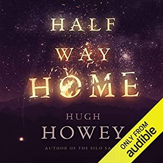 Half Way Home audiobook cover art