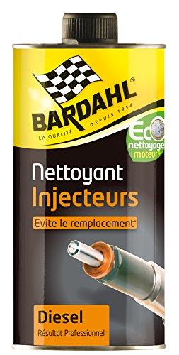 Bardhal 11551 - Limpiador de inyectores Que Evita la sustitución diésel, 1000 ml