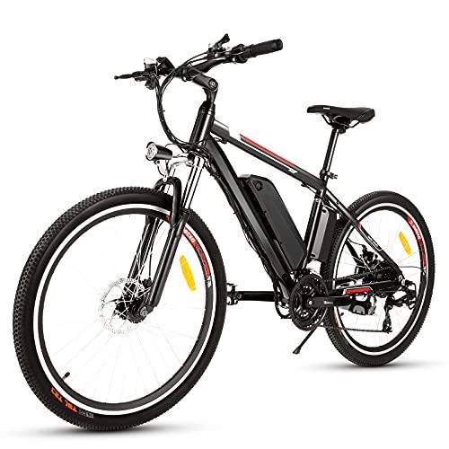 Elektrofahrrad Ebike Mountainbike Herren, 26