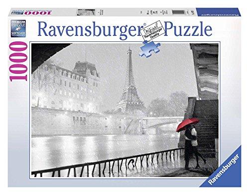Ravensburger Italy Rav Pzl 1000 Pz Parigi E Senna 19471, Multicolore, 878588