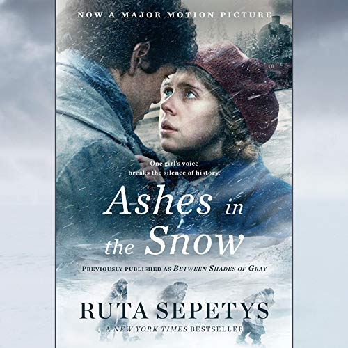 Ashes in the Snow (Movie Tie-In) audiobook cover art