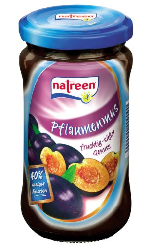 Natreen Pflaumenmus, 225g