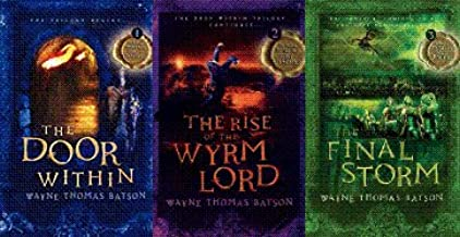 The Door Within / The Rise of the Wyrm Lord / The Final Storm - 3 Book Set (The Complete Door Within Trilogy) (Hardcover)
