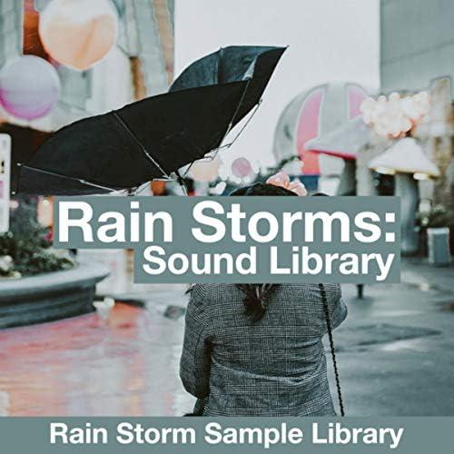 Rain Storm Sample Library