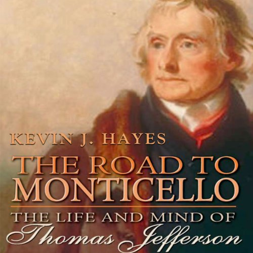 The Road to Monticello cover art