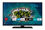 HITACHI U43K6000 109 cm (43 Zoll) Fernseher (4K Ultra HD, HDR10, Dolby Vision HDR, Triple Tuner, Smart TV, Works with Alexa, Bluetooth, PVR)