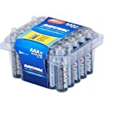 Rayovac Alkaline AAA Batteries, 60-Pack