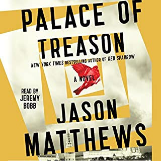 Palace of Treason audiobook cover art