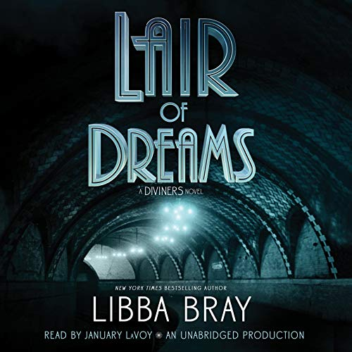 Lair of Dreams audiobook cover art