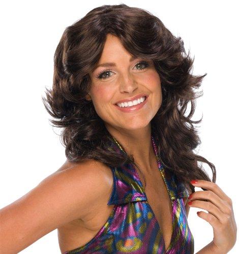 Rubie's Fashion Wig, Deja Vu Brown