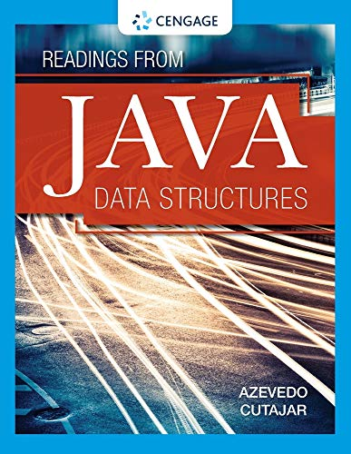 Readings from Java Data Structures