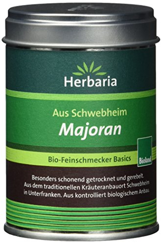 Herbaria Majoran, 1er Pack (1 x 15 g Dose) - Bio