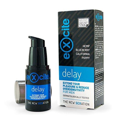 EXCITE Delay Gel retardante para hombre a base de extractos vegetales 20 ml
