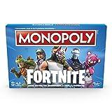 Monopoly Fortnite (Versión Española), multicolor, Talla Única (Hasbro E6603105)