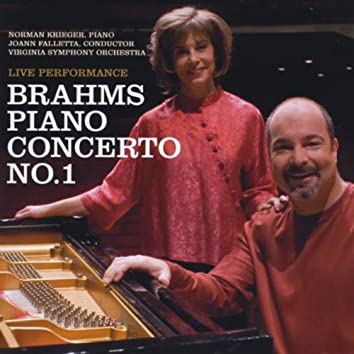 BRAHMS PIANO CONCERTO NO. 1