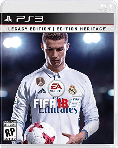 Electronic Arts Fifa 18 Legacy PlayStation 3