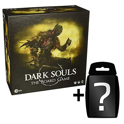 Dark Souls - Das Brettspiel - Grundspiel | DEUTSCH | Set inkl. Kartenspiel