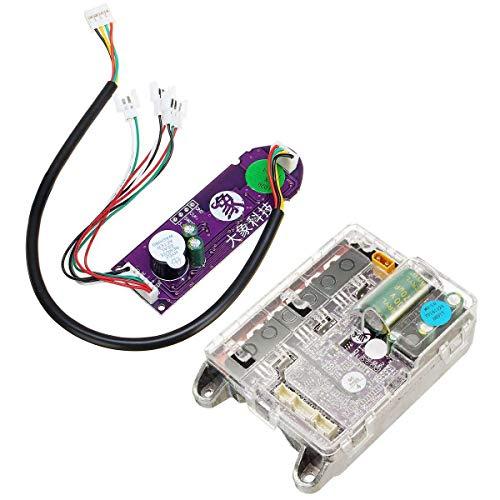 GUOCAO Para M365 Scooter eléctrico Placa Base MAPINARIO Controlador DE Circuito ESC Accesorios para monopatín M365 Herramientas