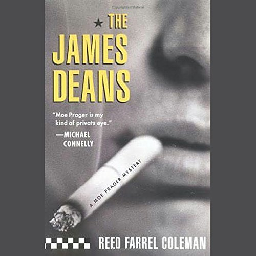 The James Deans audiobook cover art