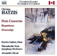 Hatzis: Flute Concertos