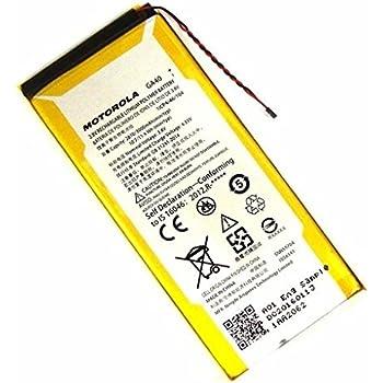 Bateria Motorola Moto G4 / G4 Plus (GA40): Amazon.es: Electrónica