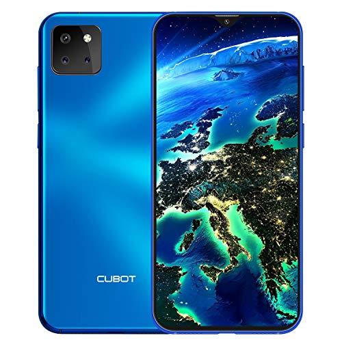 test CUBOT X20 Pro ohne Vertrag, 6 GB RAM + 128 GB Mobiltelefon, 6,3-Zoll-FHD-Bildschirm, 4000-mAh-Akku, Doppel… Deutschland