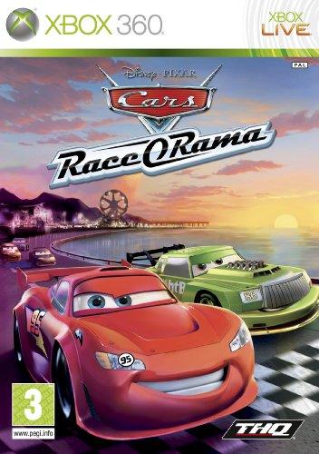 Cars: Race-O-Rama (Xbox 360) [importación inglesa]