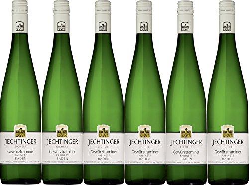 Winzergenossenschaft Jechtingen-Amoltern Jechtinger Eichert Gewürztraminer Kabinett (6 x 0,75L)