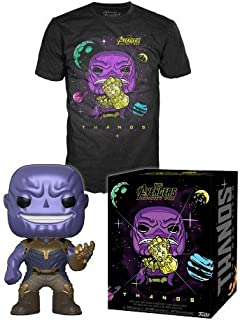 Funko POP! Marvel Collectors Box: Thanos in Space POP! & Tee Large