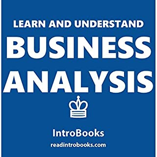 Learn and Understand Business Analysis audiobook cover art