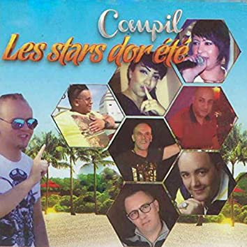 Compil Les Stars Dor Été