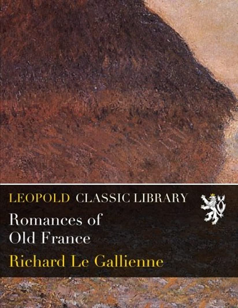 名前で前売重さRomances of Old France