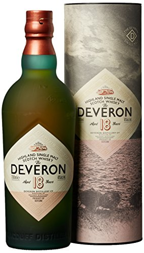 The Deveron Single Highland Malt Whisky 18 Jahre (1 x 0.7 l)