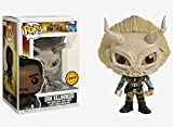 Desconocido Funko Pop! Marvel Black Panther Erik Killmonger Chase Variant Figure...