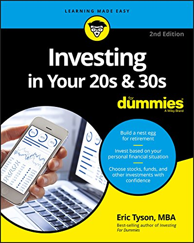 Real Estate Investing Books! - Investing in Your 20s & 30s For Dummies (For Dummies (Business & Personal Finance))