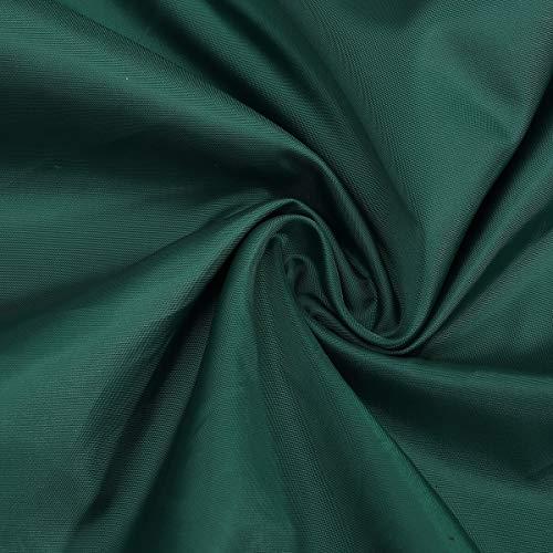 Cubierta Impermeable para Motocicletas Tenis Ping Pong Table Funditure Funda para Interiores Tela de Impermeable (Color : Green)