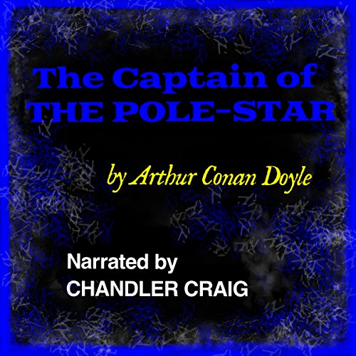 The Captain of the Pole-Star  By  cover art