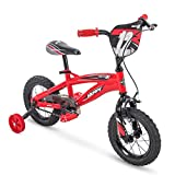 Huffy 12' MotoX Boys Bike, Gloss Red