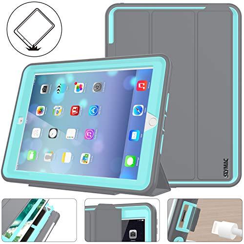 Per iPad 9.7 2017//2018 Air Pro 2020 Mini Smart Cover PU Pelle Case antiurto