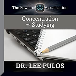 Concentration and Studying     The Power of Visualization              By:                                                                                                                                 Dr. Lee Pulos                               Narrated by:                                                                                                                                 Dr. Lee Pulos                      Length: 58 mins     5 ratings     Overall 4.2