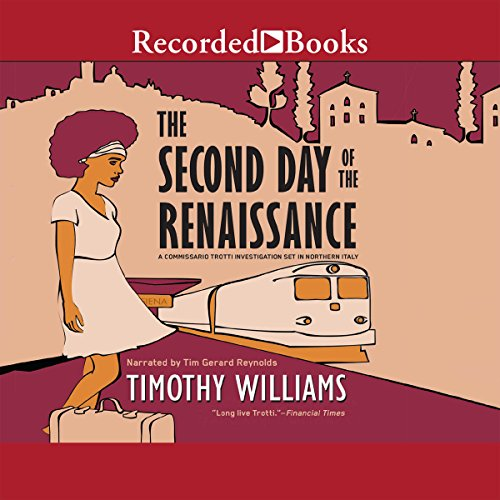 The Second Day of the Renaissance audiobook cover art