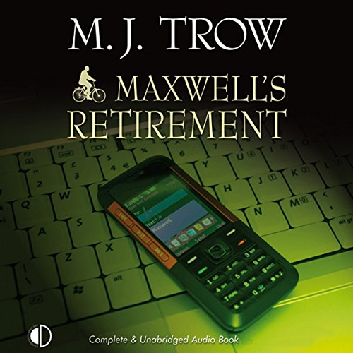 Maxwell's Retirement audiobook cover art