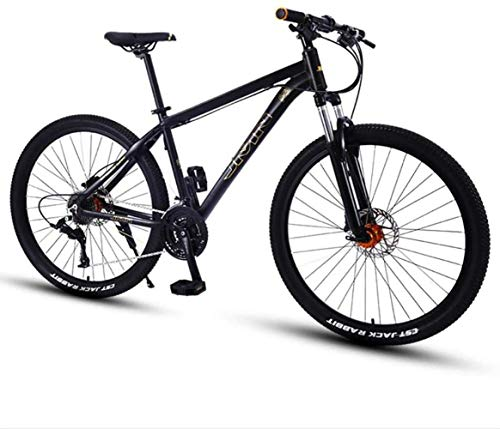 Schmutziger Korb Mountainbike Erwachsene Mountain Bike Aluminiumlegierung 27,5 Zoll große Räder Hardtail Off-Road stoßdämpfender Oil Disc Variable Speed ​​Racing (Size : 30 Speed)