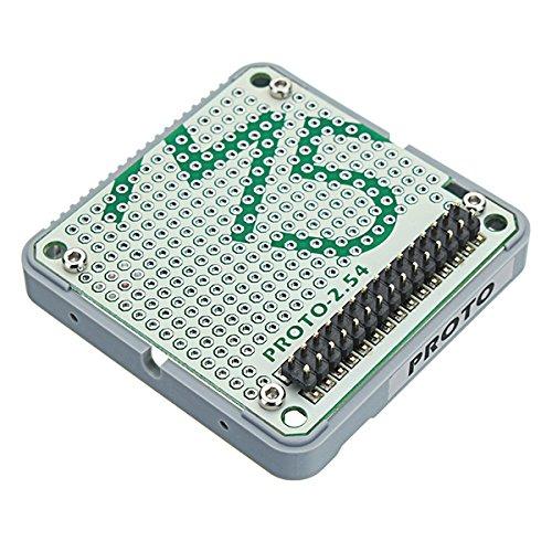 ZOYOSIPR0T0バスモジュールESP32 IoT開発ボード、2 * 15ピンバスソケットスタッカブルデモボードプロトボードM5Stack for -公式のボードで動作する製品