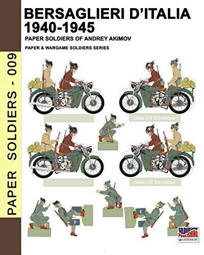 Bersaglieri d'Italia 1940-1945 (Paper Soldiers)