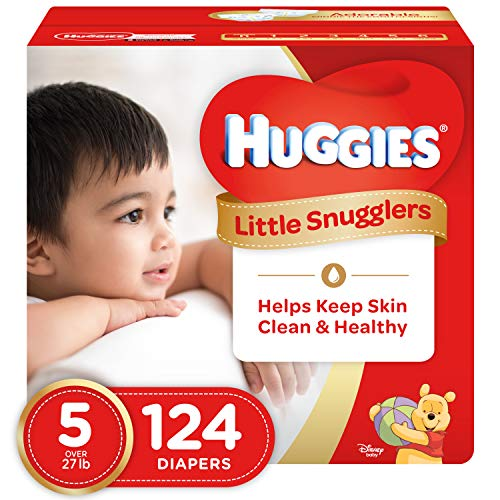 Price comparison product image Huggies Little Snugglers Baby Diapers