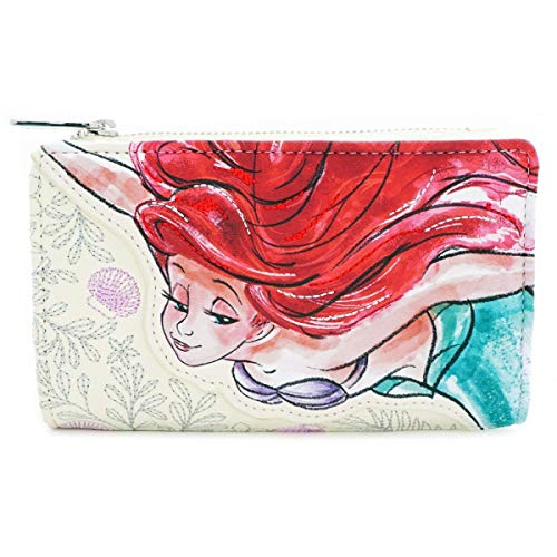 Loungefly The Little Mermaid Ariel Faux Leather Wallet Standard