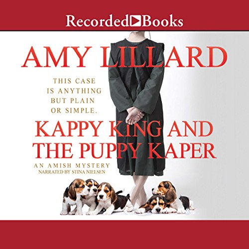 Couverture de Kappy King and the Puppy Kaper